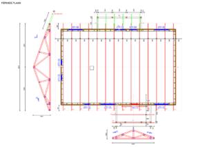 PRE cut Elementmaja 107 fermide plaan